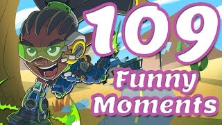 Heroes of the Storm: WP and Funny Moments #109