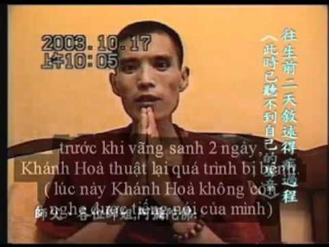 Ung Thư Gan Niệm Phật Vãng Sanh Full