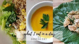 WHAT I EAT IN A DAY #2 || CANDIDA DIET