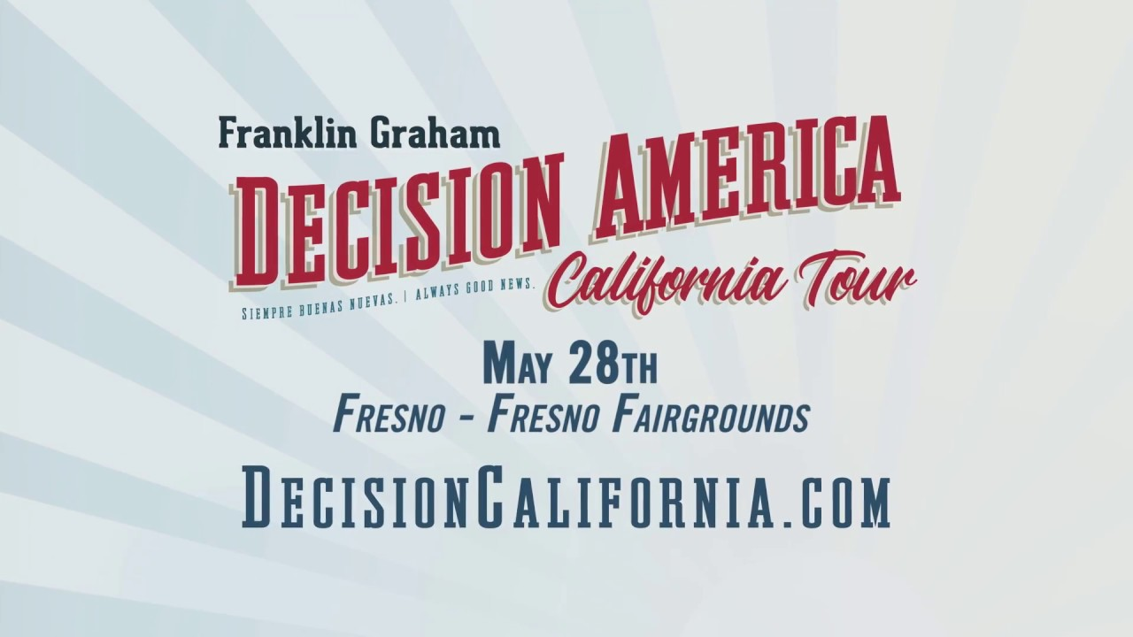 Franklin Graham Tour