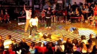 Black Streets Koszalin 2011 - Crews Show - DPS Kollektiv