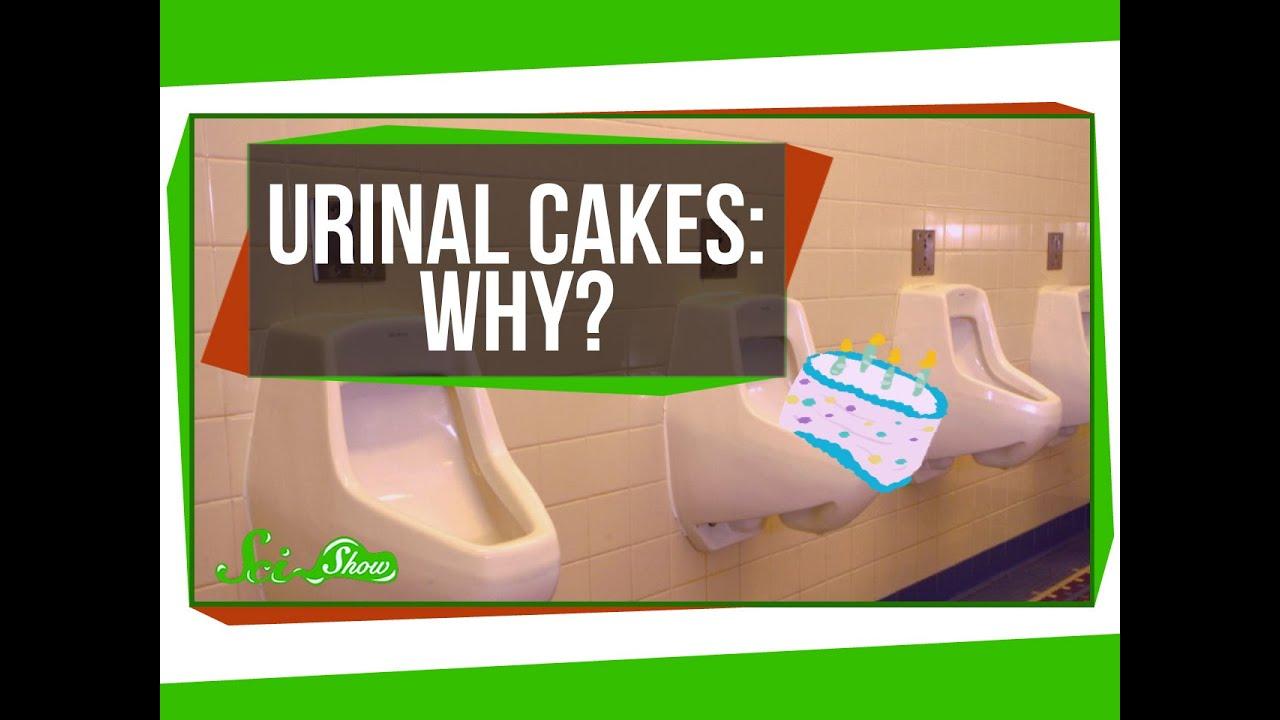 Urinal soap cakes