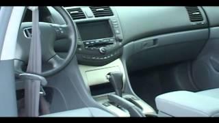 2005 Honda Accord Hybrid Test Drive