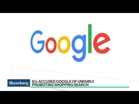 Google May Be Facing a Record EU Antitrust Fine