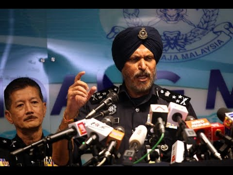 CCID Chief updates on police 1MDB probe