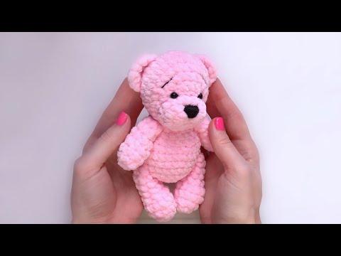 Как вязать игрушки видео для начинающих
