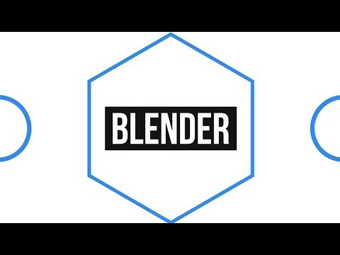 free 2d clean intro template 1155 blender only tutorial youtube. Black Bedroom Furniture Sets. Home Design Ideas
