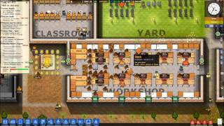 Prison Architect Best/Most Efficient Workshop Tutorial