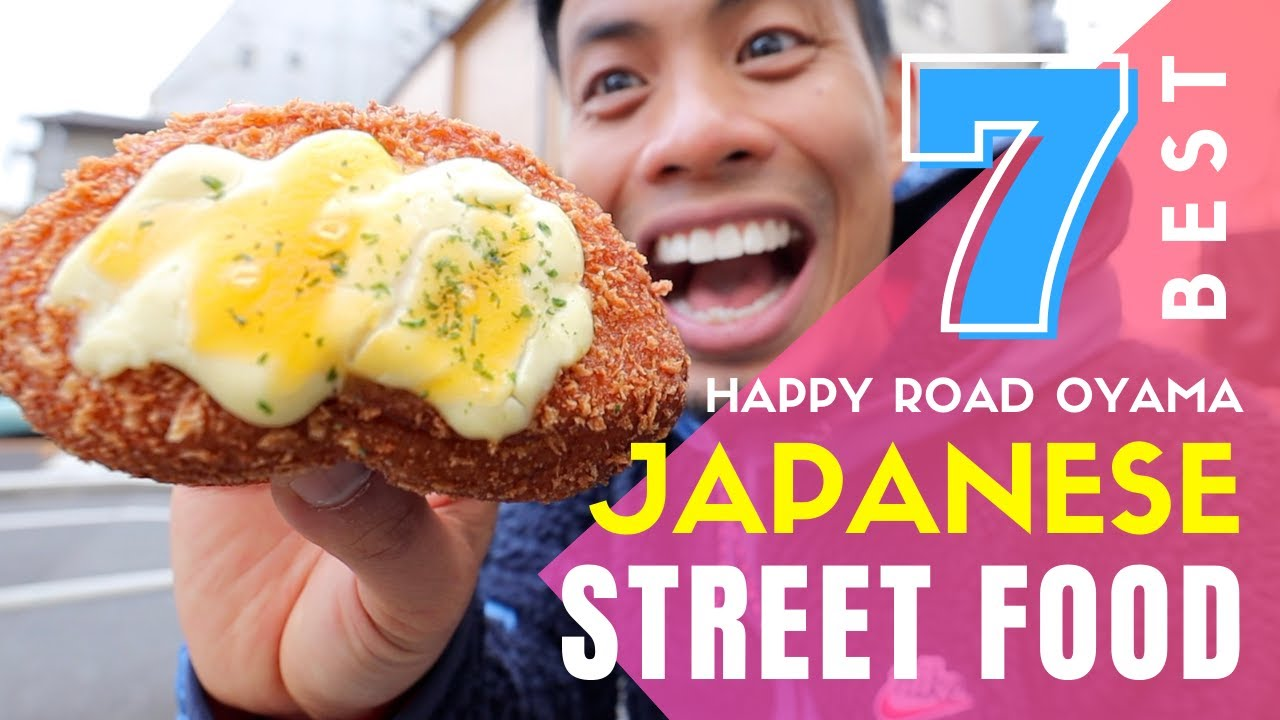 Hidden Japanese Street Food Tour at Tokyo Happy Road