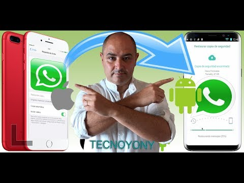 Pasar Chats De WhatsApp IPhone A Android I Pasar Chats Android A IPhone