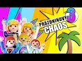 Playmobil po slovensky | PRÁZDNINOVÝ CHAOS 3 – Film! Totálne bláznivá dovolenka s rodinou Vrabcovcov