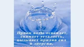 Вода и зачем она нужна  №1