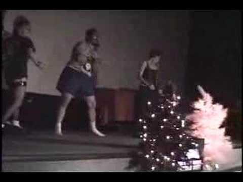 AZrocky - Walking Round in Women's Underwear (2000)