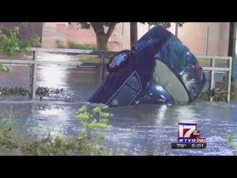 Flash flooding in Rockford prompted numerous rescues, says Fire Chief