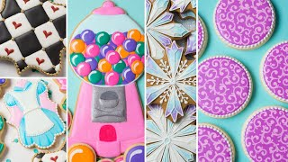15 Decorated Cookies | Cookie Decorating Compilation