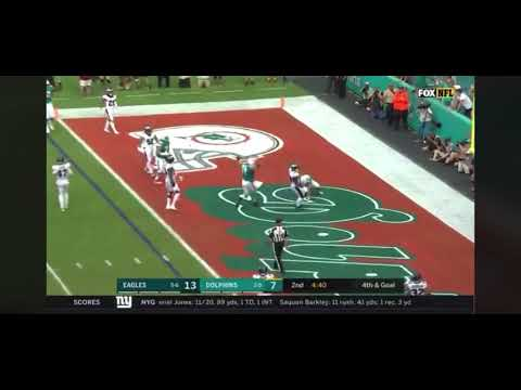 Thor - Did the Dolphins pull off the play of the year?!!?