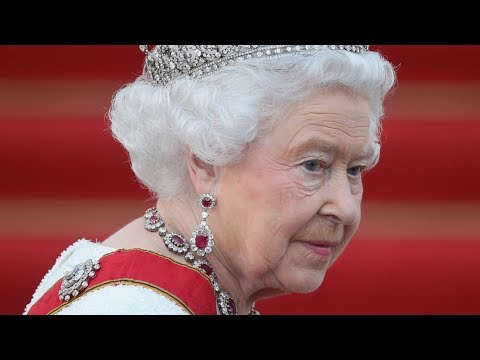 What The Queen Said About The Birth Of Harry & Meghan&39;s Baby