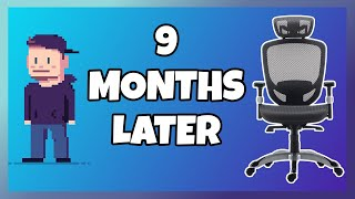 Staples Hyken Mesh Task Chair Review | Worth it 9 Months Later? (2021)