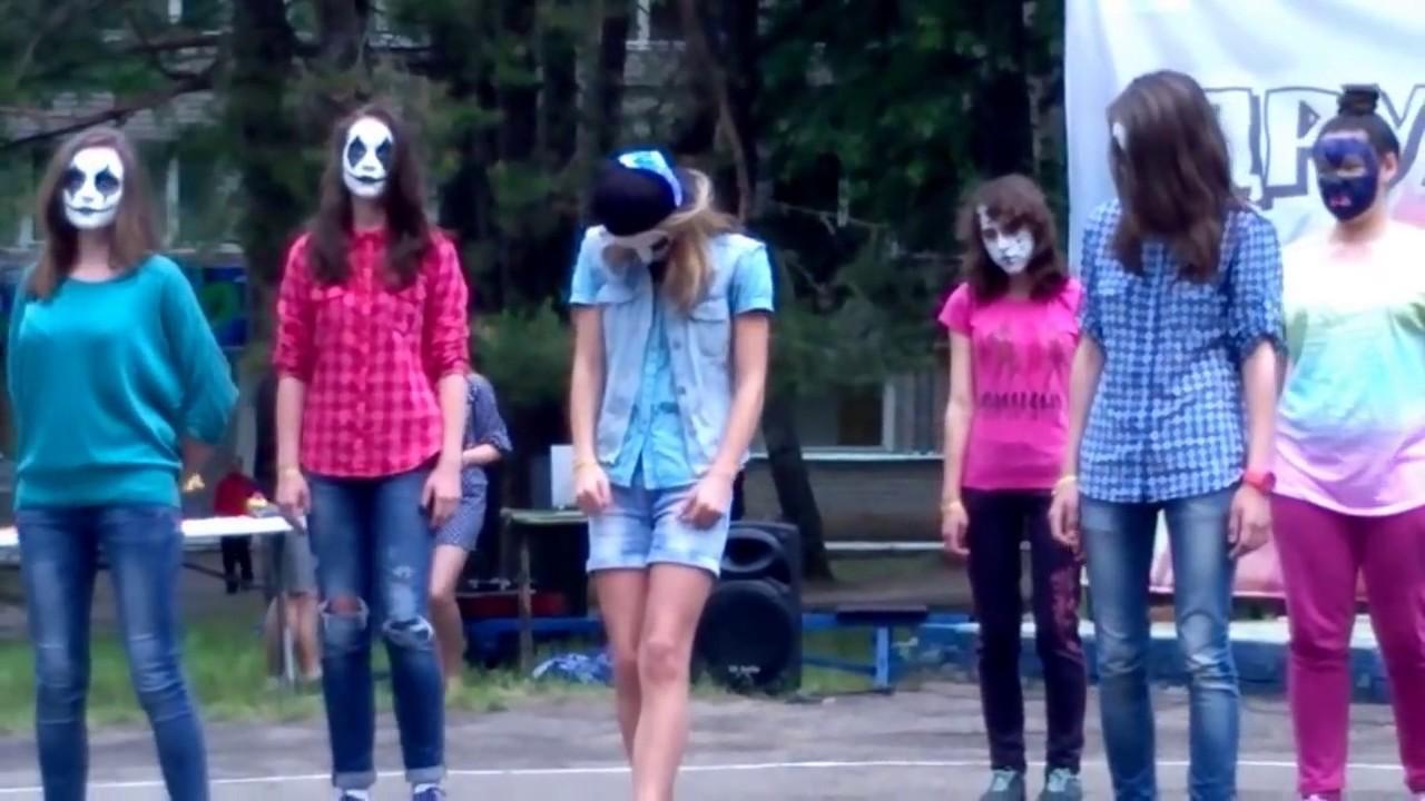 Смотреть клип басхантера с девочками на сцене фото 678-734