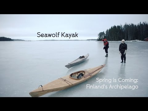 Spring is Coming: Paddling Finland's Archipelago