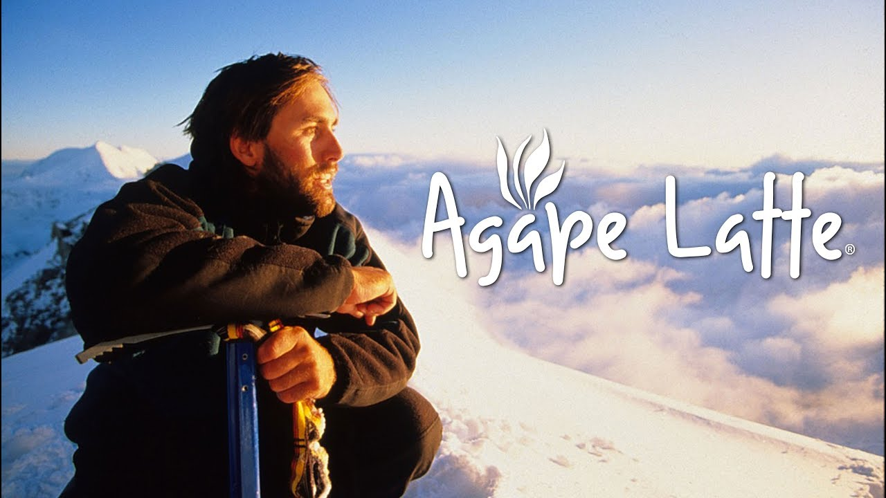 Download Agape Latte | How to overcome fear and live a No Barriers Life | Erik Weihenmayer