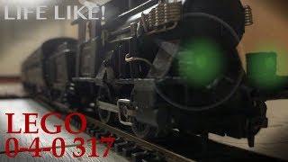 TURBOJUK TRIBUTE   OO/HO Life-like LEGO 0-4-0 no.317