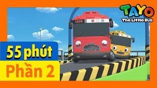 Tayo Phần2 Tập11-15 biên soạn l Tayo xe buýt bé nhỏ l Phim hoạt hình cho trẻ em