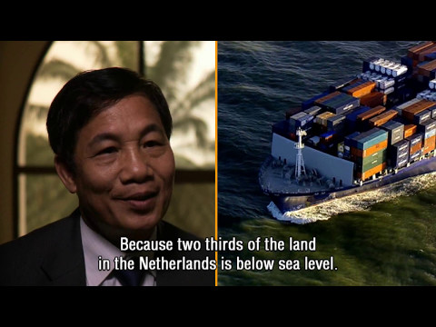Vietnam and the Netherlands - Strategic partners in water management