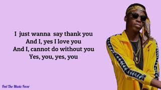 fireboy-dml-you-lyrics