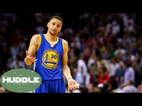 Steph Curry NOT a Top 5 Player? -The Huddle