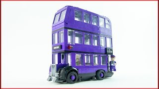 LEGO HARRY POTTER 75957 The Knight Bus Construction Toy - UNBOXING