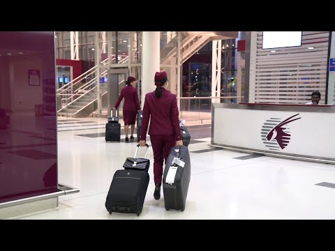 Screening our pilots and cabin crew for the health and safety of all | Qatar Airways