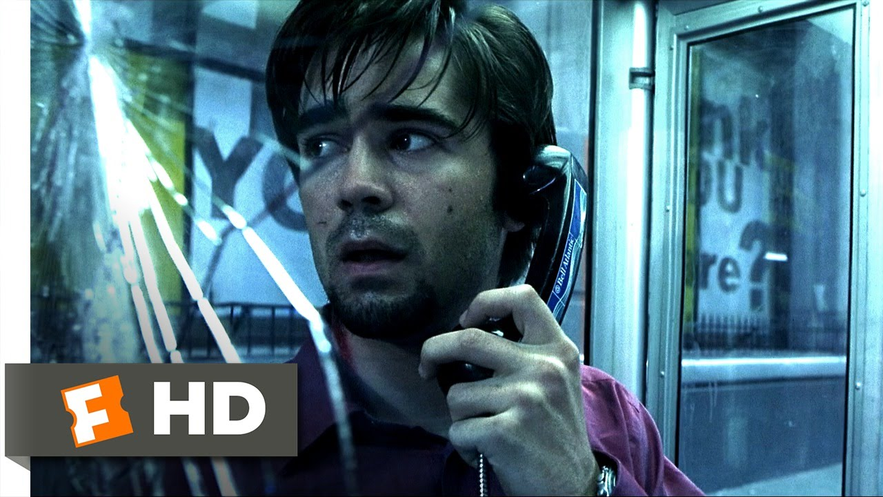 phone booth 35 movie clip unhappy childhood 2002 hd