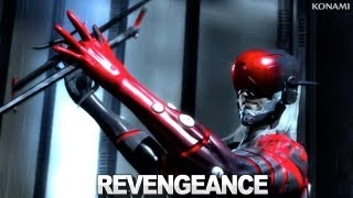 Metal Gear Rising Revengeance: Boss Weapons Trailer