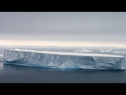 This is the Biggest Iceberg of All Time