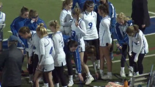 Varsity Girls Lacrosse - Sycamore at Mariemont 2018