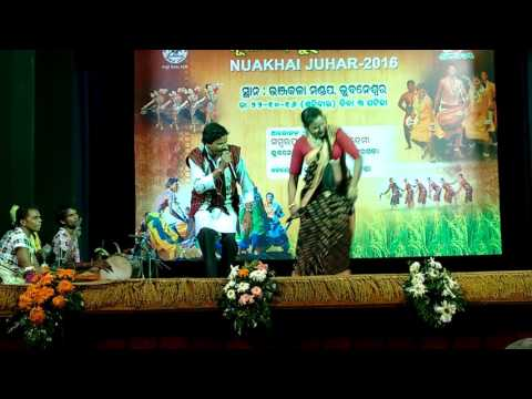Kasi baunsa ra pati By NAVIN KUANR and KUNI super hit sambalpuri song