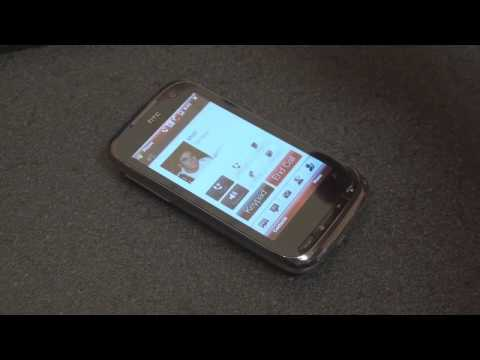 HTC Touch Pro 2 Proximity Sensor Demo