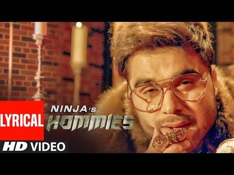 Hommies: Ninja Ft. Mr. DEE (Full Lyrical Song) Western Penduz | Jerry | Sukh | Latest Punjabi Songs