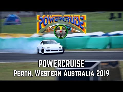 Powercruise 2019 From Perth Australia..