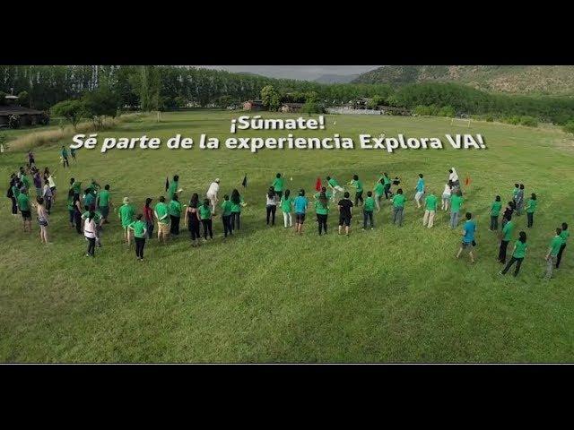 Inscríbete en el Campamento Explora Va! Profes 2018