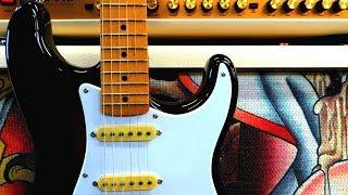 Tasty Blues Rock Guitar Backing Track Jam in B