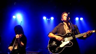 The Airborne Toxic Event - Irving Plaza, NYC 9/24/15 - Innocence
