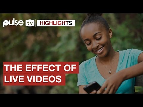 SMW Lagos 2017; How Live Video Is Changing Us (A Pulse TV Presentation) | Pulse TV