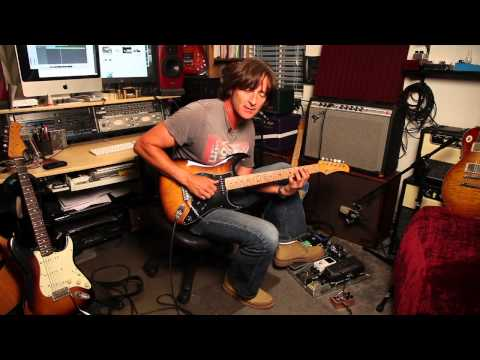 Allen Hinds with Xotic Custom Shop AC-Comp