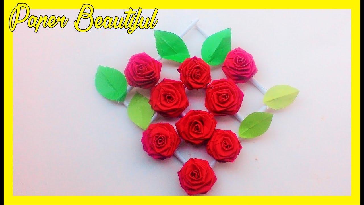 200 Gambar Bunga Mawar Untuk Hiasan Dinding  Terbaru
