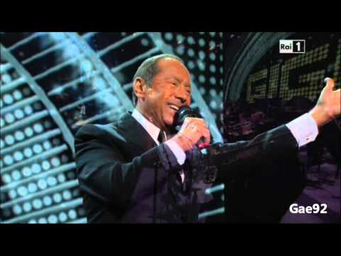 Gigi D'Alessio & Paul Anka- My Way - Radio City Music Hall