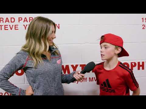 2017 Detroit Red Wings Youth Camp