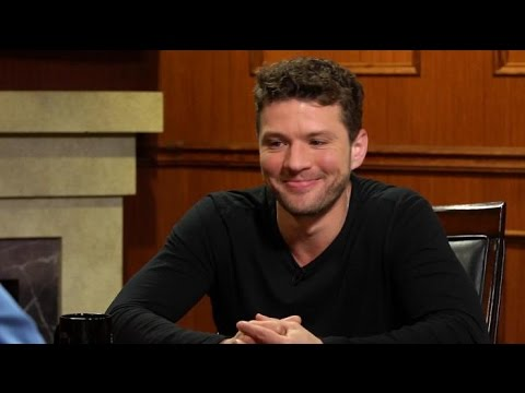 Ryan Phillippe opens up to Larry King about his ABC crime drama, relationships and more