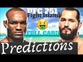 UFC251 - Ultimate betting tips - value bets for ufc 251 Usman vs. Masvidal
